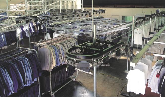 1968 – Uniform Rental Part of Business Begins