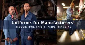 Uniform rentals for manufacturing in Southern California