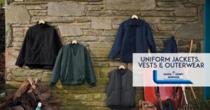 uniform outerwear from top brands your employees will wear - Kleen Kraft Services