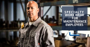 Specialty Safety Garments for Maintenance Workers Blog Image - Kleen Kraft Services