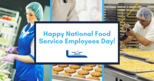 Happy National Food Service Employees Day Header